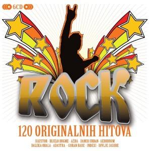 RAZNI IZVOĐAČI – ROCK 'N' ROLL – 120 ORIGINALNIH HITOVA