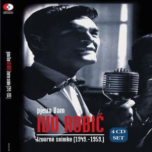 IVO ROBIĆ – IZVORNE SNIMKE 1949. – 1959.