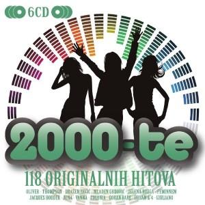 RAZNI IZVOĐAČI – 2000-TE – 118 ORIGINALNIH HITOVA