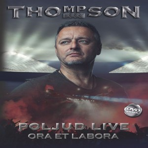 THOMPSON – POLJUD LIVE DVD