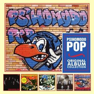 PSIHOMODO POP – ORIGINAL ALBUM COLLECTION