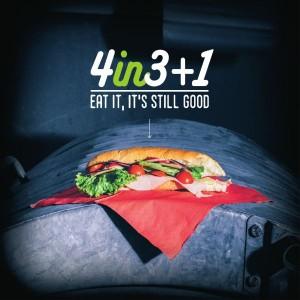 4IN3+1 – EAT IT, IT'S STILL GOOD