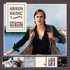 ARSEN DEDIĆ – ORIGINAL ALBUM COLLECTION