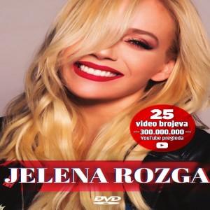 JELENA ROZGA DVD