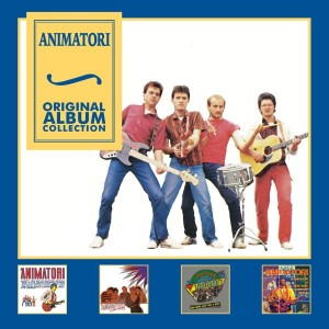 THE ANIMATORI – ORIGINAL ALBUM COLLECTION