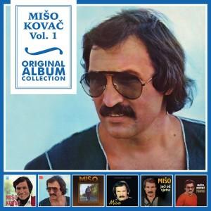 MATE MIŠO KOVAČ – ORIGINAL ALBUM COLLECTION VOL. 1
