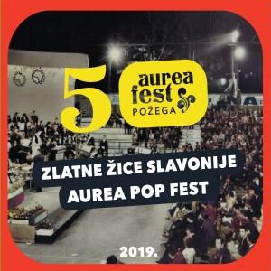 RAZNI IZVOĐAČI – AUREA FEST POŽEGA 2019
