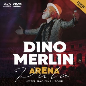 DINO MERLIN – ARENA PULA (BLU-RAY)