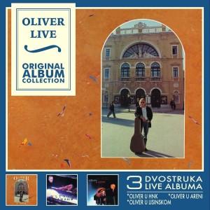 OLIVER DRAGOJEVIĆ – LIVE, ORIGINAL ALBUM COLLECTION