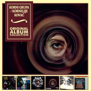 KORNI GRUPA / KORNELIJE KOVAČ – ORIGINAL ALBUM COLLECTION