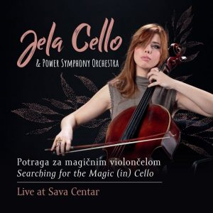 JELA CELLO & POWER SYMPHONY ORCHESTRA (BD)