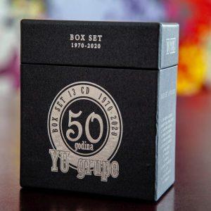 YU GRUPA – 50 GODINA BOX SET 1970-2020