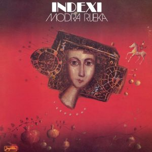 INDEXI – MODRA RIJEKA (LP)