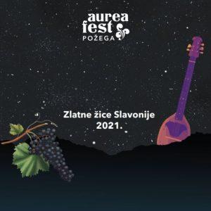 RAZNI IZVOĐAČI – AUREA FEST-ZLATNE ŽICE SLAVONIJE 2021.
